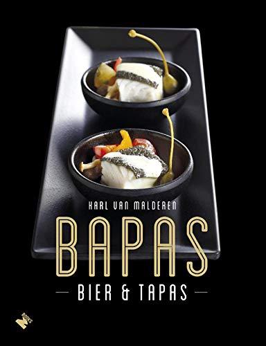 9789022331033: Bapas: Belgische biertapas : bierpairing, dé methode
