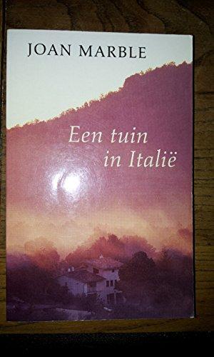 EEN TUIN IN ITALIË: MARBLE, JOAN