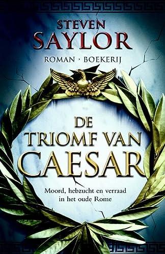 De Triomf van Caesar.: SAYLOR, St.,