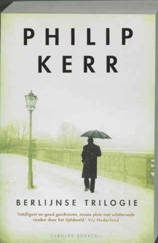 9789022552193: Berlijnse trilogie (Bernie Gunther)