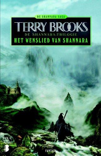 9789022559949: Het wenslied van Shannara (Shannara reeks (18))
