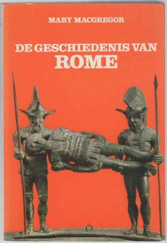 DE GESCHIEDENIS VAN ROME: MACGREGOR, MARY