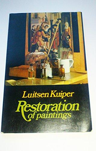 Restoration of paintings Kuiper, Luitsen
