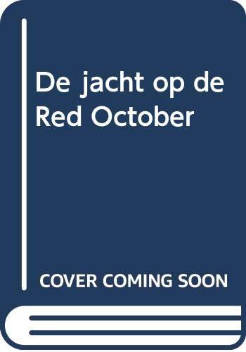 De Jacht op de Red October: Tom Clancy