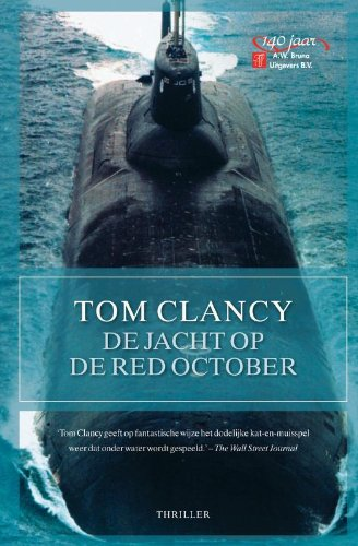 The Hunt for Red October (9789022994351) by Tom Clancy