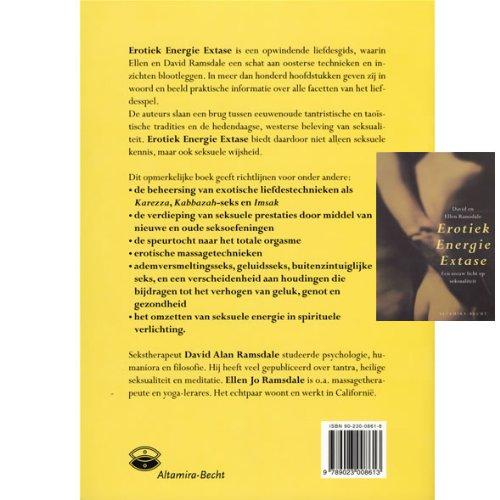 Erotiek, energie, extase: een nieuw licht op: Ramsdale, David, Ramsdale,