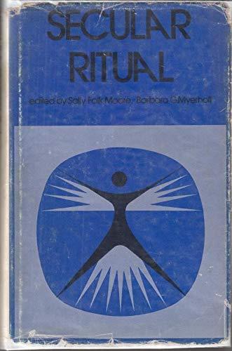 9789023214571: Secular Ritual