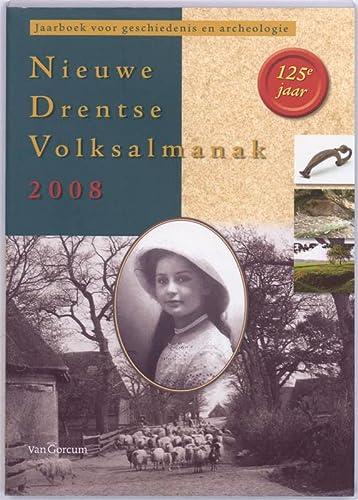 Nieuwe Drentse Volksalamanak 2008: jaarboek voor geschiedenis
