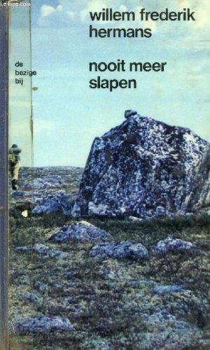 9789023401735: Nooit meer slapen (BB literair) (Dutch Edition)