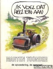 Ik voel dat heel fijn aan (9023430484) by Toonder, Marten