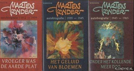 Vroeger was de aarde plat: Autobiografie (BBliterair): Marten Toonder