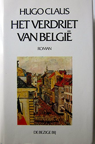 Het verdriet van België : roman: Claus, Hugo