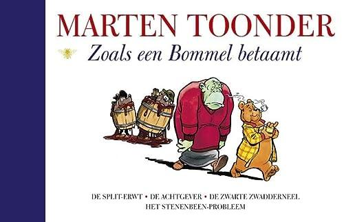 9789023472452: Volledige verhalen van Olivier B. Bommel en Tom Poes 22: Zoals een bommel betaamt: alle verhalen van Olivier B. Bommel en Tom Poes