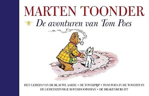 9789023486008: De avonturen van Tom Poes: Het geheim van de blauwe aarde, De toverpijp, De geheimzinnige roverhoofdman, De Drakenburcht (Alle verhalen van Olivier B. Bommel en Tom Poes)