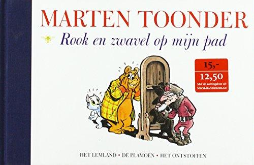 9789023492504: Rook en zwavel op mijn pad / druk 1: alle verhalen over Olivier B. Bommel en Tom Poes
