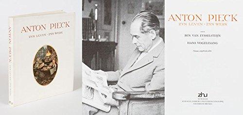 9789023504160: Anton Pieck - Zyn Leven, Zyn Werk.