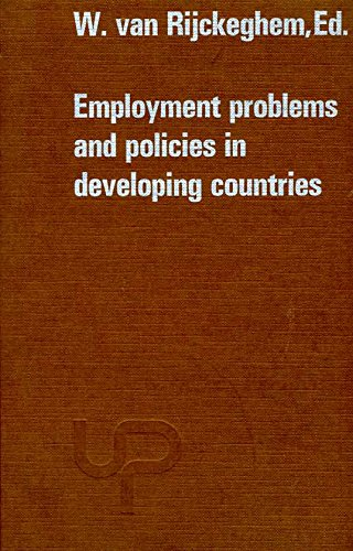 Employment Problems and Policies in Developing Countries: Case of Morocco