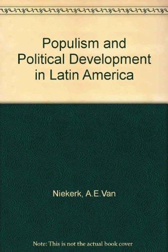 9789023762287: Populism and Political Development in Latin America