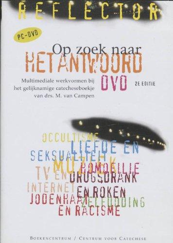 9789023918769: CD-ROM OP ZOEK NAAR HET ANTWOORD - REFLECTOR