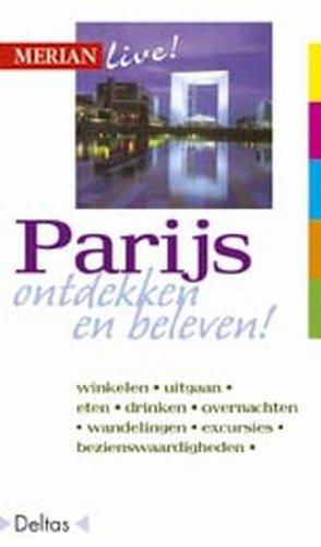 9789024353927: Merian live! Parijs: Parijs ontdekken en beleven!