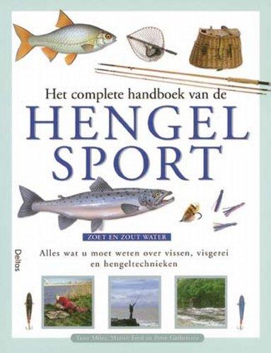 9789024376612: Het complete handboek van de hengelsport: Deltas