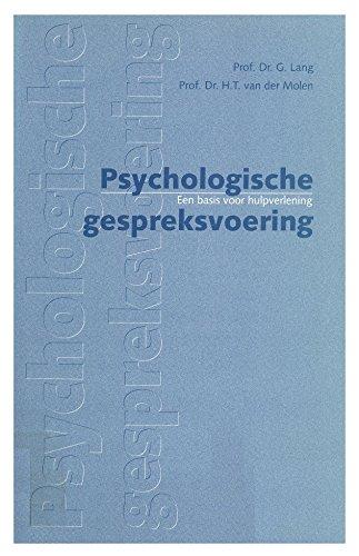 9789024409709: PSYCHOLOGISCHE GESPREKSVOERING DR9