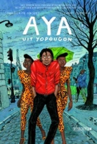 9789024530694: Aya uit Yopougon / deel 4 / druk 1