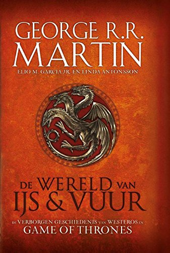 9789024567164: Verborgen geschiedenis van Westeros & Game of Thrones