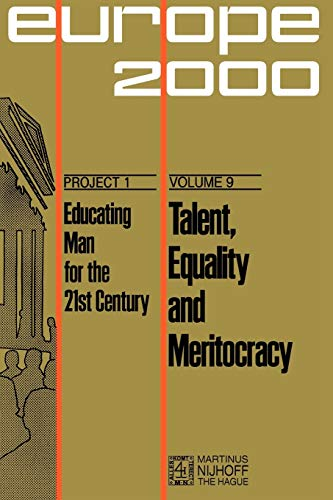 Talent Equality and Meritocracy: Husen, T.