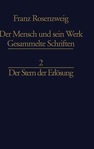 Der Stern Der Erlosung - Rosenzweig, Franz