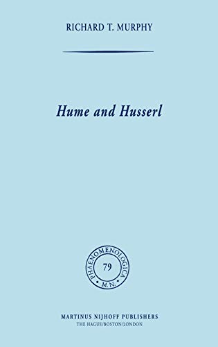 9789024721726: Hume and Husserl: Towards Radical Subjectivism