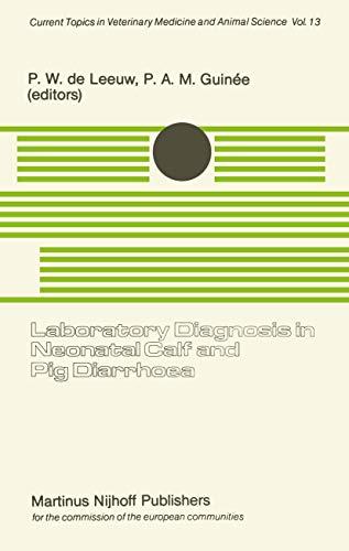 Laboratory Diagnosis in Neonatal Calf and Pig: P. W. De