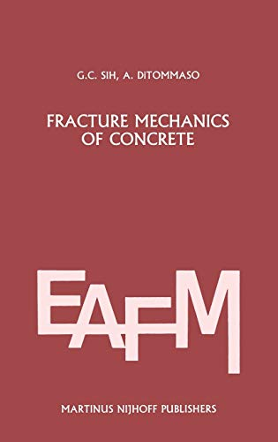 9789024729609: Fracture mechanics of concrete: Structural application and numerical calculation (Engineering Applications of Fracture Mechanics)