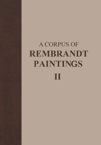 9789024733392: A Corpus of Rembrandt Paintings: Volume II: 1631–1634 (Rembrandt Research Project Foundation)