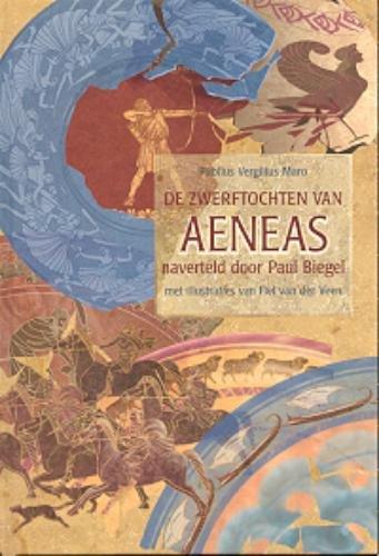 De zwerftochten van Aeneas: P Vergilius Maro,