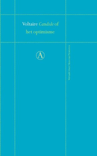 9789025369156: Candide of het optimisme  / druk 1