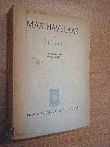 9789025455521: MAX HAVELAAR