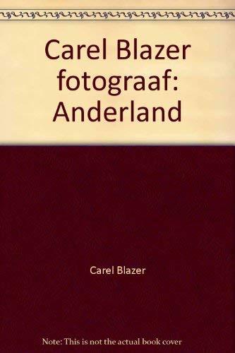 Carel Blazer fotograaf. Met een inleiding van Willem Frederik Hermans: Blazer, Carel; Hermans, ...