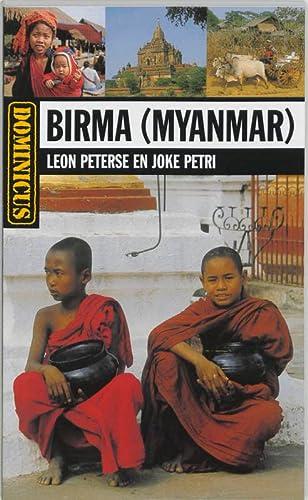 9789025738044: Birma (Myanmar) / druk 3 (Dominicus)