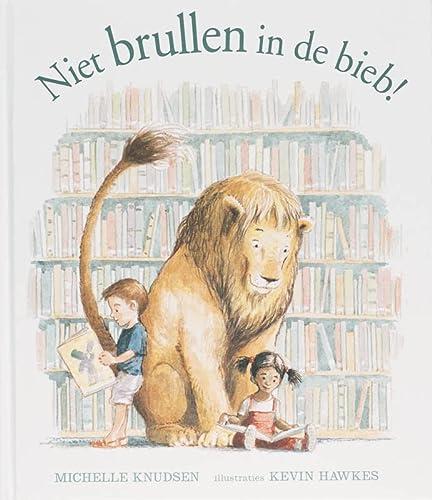 9789025742300: Niet brullen in de bieb! (Gottmer-prentenboek)