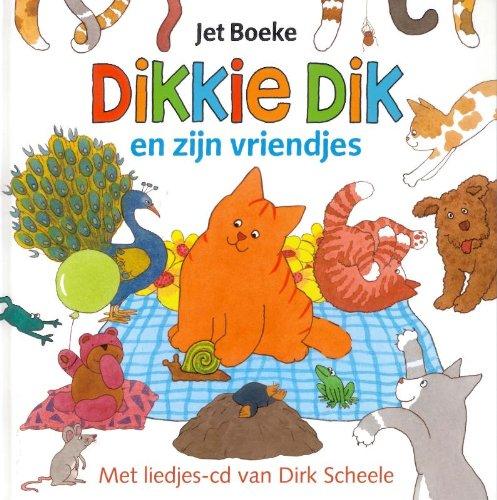 9789025750145: Dikkie Dik en zijn vriendjes (Gottmer-prentenboek)
