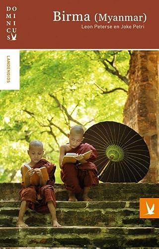 9789025758325: Dominicus Birma (Myanmar) / druk 6 (Dominicus landengids)