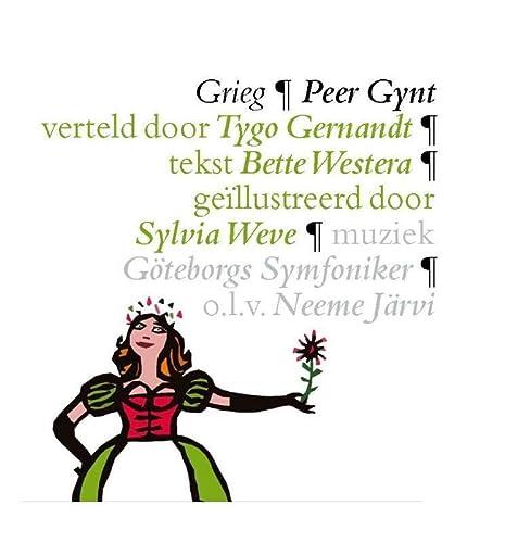 9789025761271: Peer Gynt + CD (Kindercollectie klassiek)