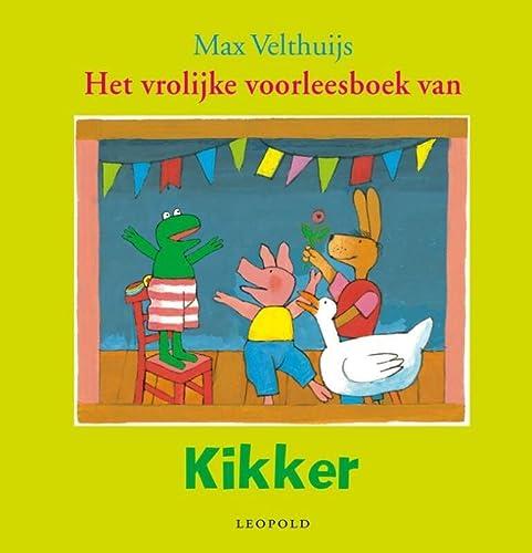 9789025866563: Het vrolijke voorleesboek van Kikker