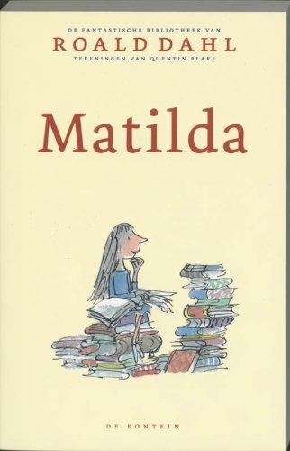 9789026119446: Matilda (De fantastische bibliotheek van Roald Dahl)