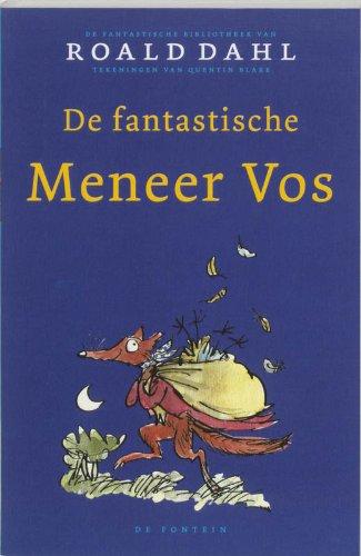 9789026119804: De Fantastische Meneer Vos