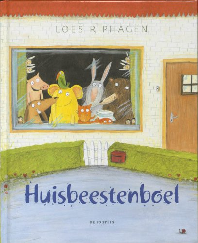 9789026127168: Huisbeestenboel / druk 3