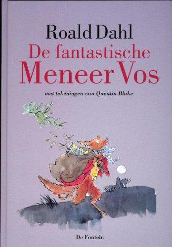 9789026129605: De fantastische meneer Vos  / druk 40