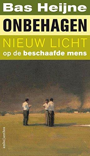 9789026335433: Onbehagen: nieuw Licht op de beschaafde mens