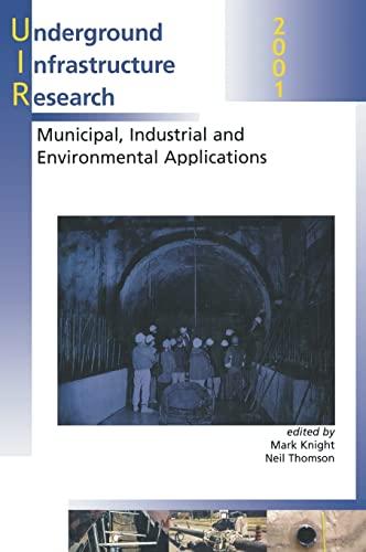 Underground Infrastructure Research: Knight, Jim